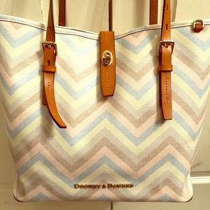 Dooney & Bourke chevron bag